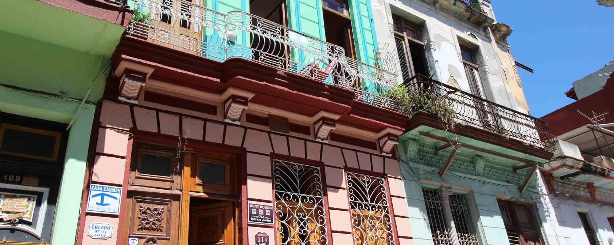 Casa Carmen – Havana