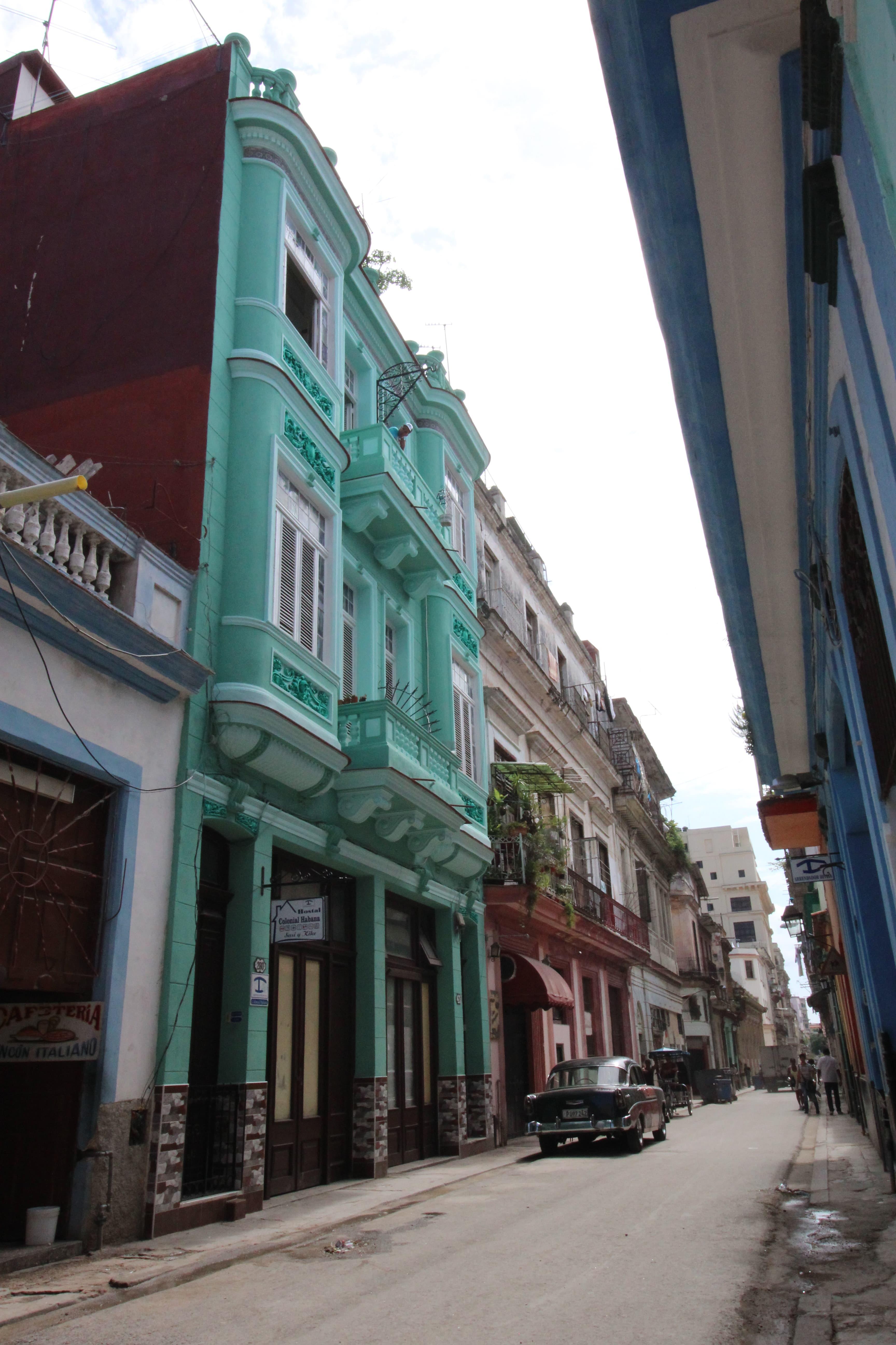 Colonial Habana, Havana
