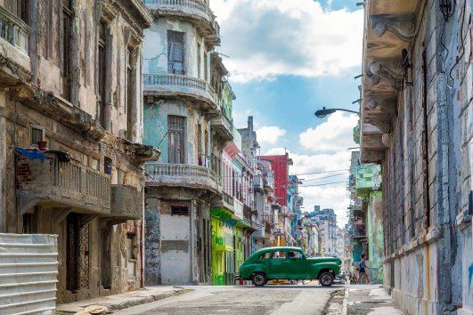 Výlety do Havany